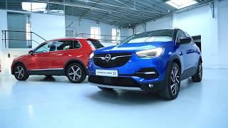 Opel Grandland X vs Volkswagen Tiguan : premier duel des SUV familiaux