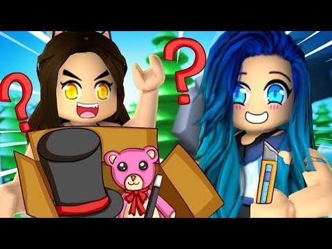 Opening Mystery boxes in Roblox! What will we get?
