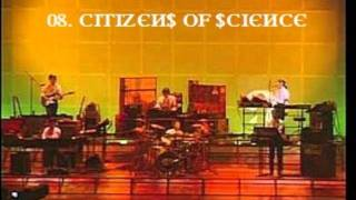 08. CITIZENS OF SCIENCE - YMO 1980 WORLD TOUR LIVE at NIPPON BUDOKAN