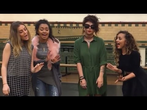 "Little Mix Treat Us To ""Love Me Like You"" Acoustic!"