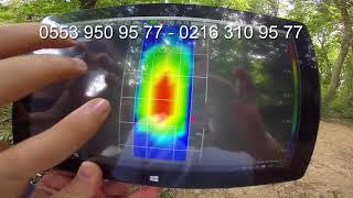 Görüntülü Dedektör Conrad X3 Ultra Canlı Arazi Testi | Yer Altı Görüntüleme