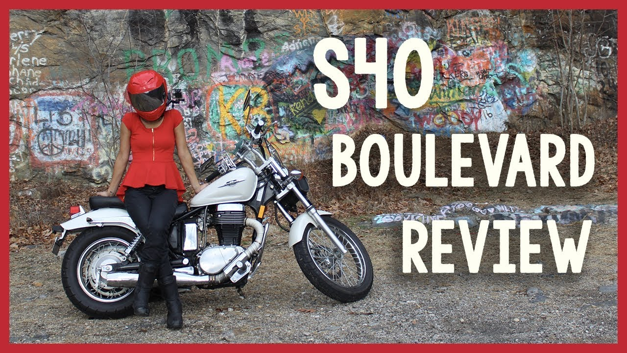 suzuki s40 boulevard | longterm review | best beginner motorcycle