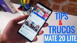 🔥Tips y Trucos Huawei Mate 20 Lite   Increible lo que puedes hacer con tu MATE 20 LITE🔥