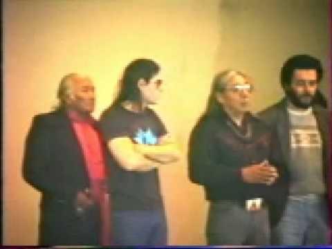 INTERVIEW AT KILI RADIO PINE RIDGE REZ, JUNE 1994 PART 2