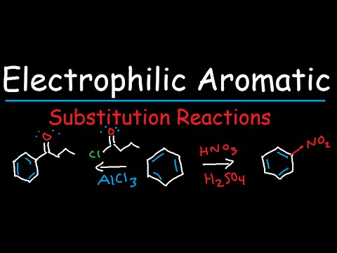 Electrophilic Aromatic Substitution Reactions of Benzene Review