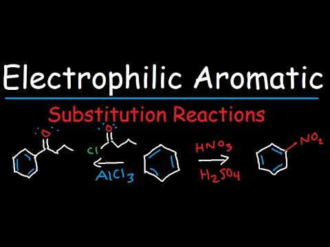 nitration of chlorobenzene mechanism