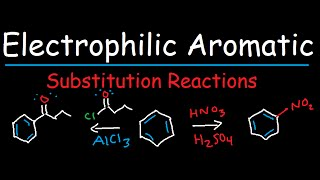 Electrophilic Aromatic Substitution Reactions Overview