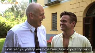Interview Silas Holst og Niels Olsen