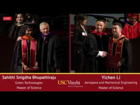 USC Viterbi Masters 2017