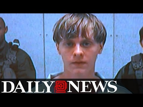 Dylann Roof 'I had to do it' As Prosecutor...