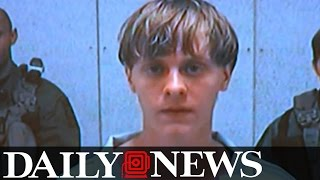 Dylann Roof 'I had to do it' As Prosecutor Seeks The Death Penalty