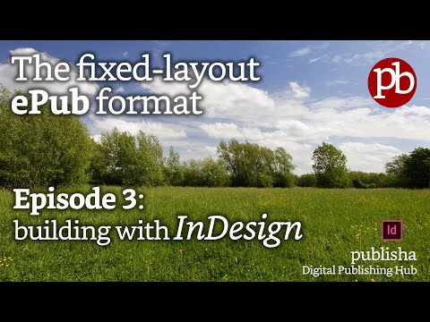 ePub Fixed-layout using InDesign