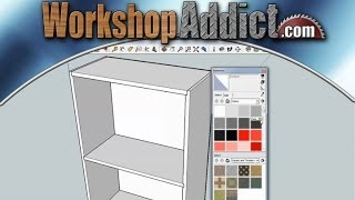 Learn how to use sketchup --- tutorial 1