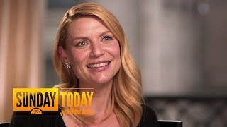 Claire Danes Talks 'Homeland,' 'A Kid Like Jake' Snd Pregnancy | Sunday TODAY