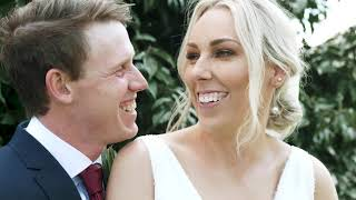 Lachie and Kellie - A Wedding Story