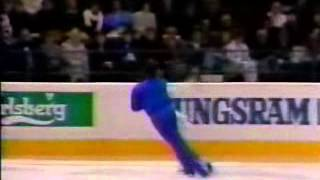 Natalia Mishkutenok & Artur Dmitriev - 1989 European Championships - LP (Final Third)