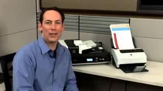 Scanner à plat HP Scanjet Enterprise 7500 - www.pcdor.ma - Youtube