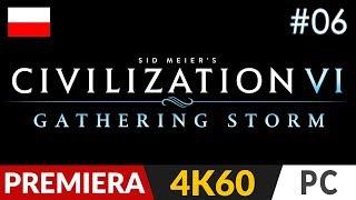 Civilization 6: Gathering Storm PL ⚡️ odc.6 (#6 DLC)  Lądek