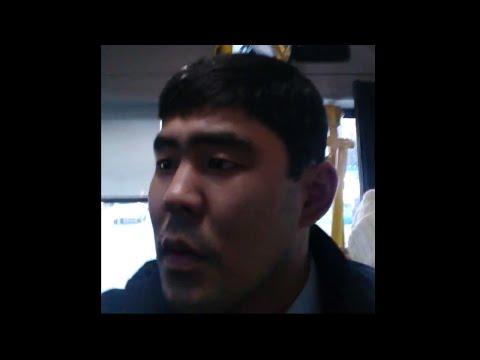 Алматы Автобус 63 НарушениЯ ПДД и непристойное поведение