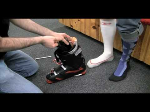 Ski Boot Fitting 101 - How To Fit Ski Boots Properly Part 1