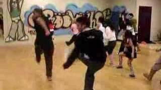 """JR """"son of a gun remix"""" dance 1"""