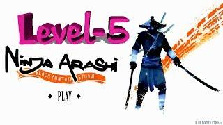 ninja arashi level 5 android games apk
