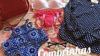 COMPRINHAS DA CHINA (ALIEXPRESS) Biquíni, Bolsa, Óculos, Blusa -  #1