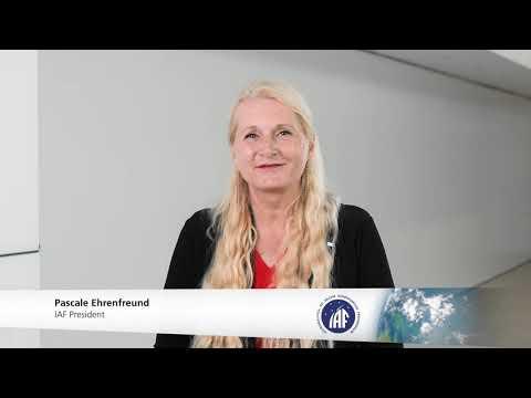 a-video-message-from-iaf-president,-pascale-ehrenfreund-on-iaf-plans