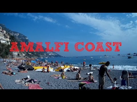 Reunion + Amalfi Coast [Part 1]