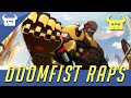 DOOMFIST RAP - OVERWATCH SONG by Dan Bull & Tay Zonday