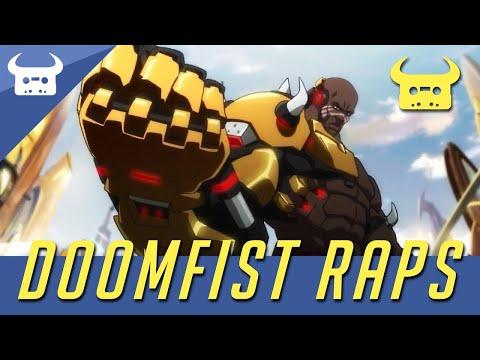 DOOMFIST RAP - OVERWATCH SONG by Dan Bull & Tay Zonday