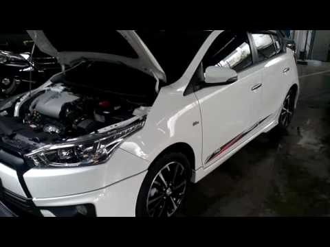 Toyota Yaris Trd Sportivo 2017 New Cvt Harga All Heykers Perintis Gatsu Youtube