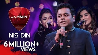vuclip Nis Din | A.R. Rahman | Ranjit Barot | Jonita Gandhi | Antara Nandy | Jammin Season 2