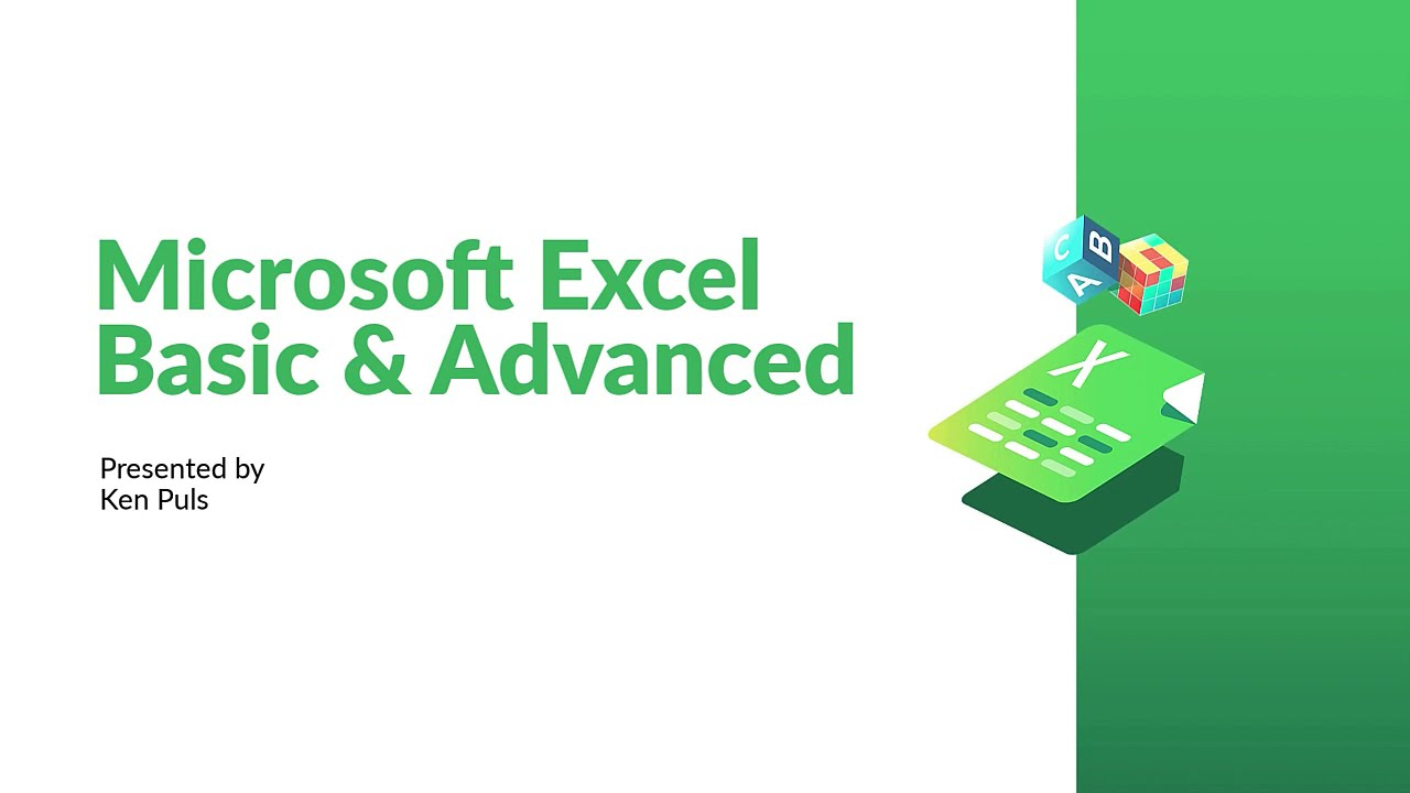 Excel Data Analysis For Beginners: Learn This Formula FIRST