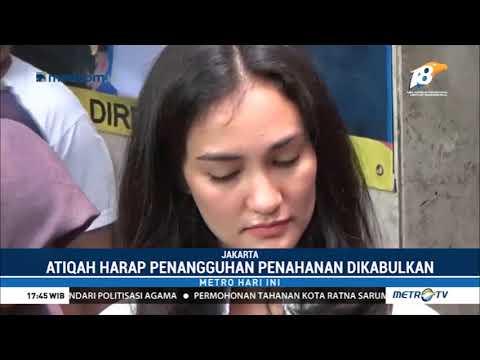Atiqah Sebut Kondisi Kesehatan Ratna Sarumpaet Menurun Mp3