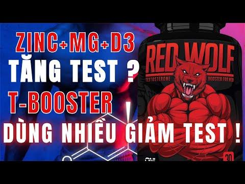 Bổ sung Kẽm và D3 giúp tăng Test ? Hiểu đúng về nghiên cứu TPBS !