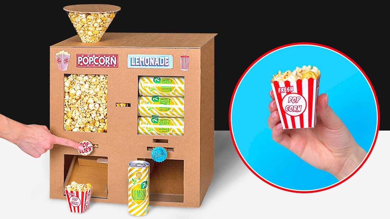 Popcorn Spiele