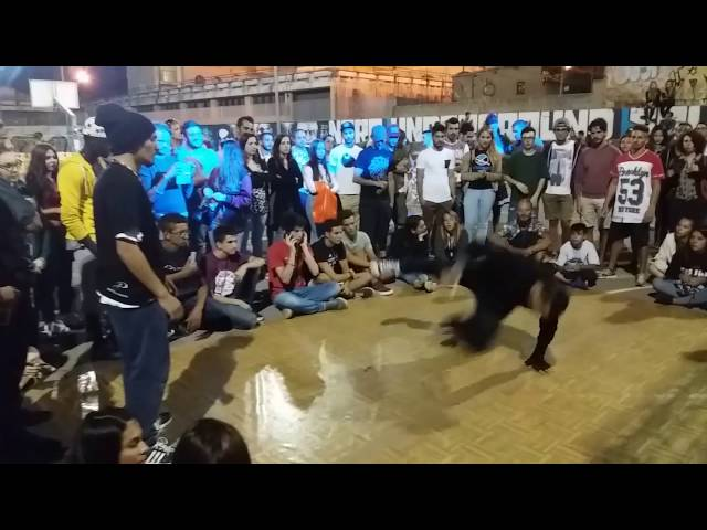 Nugò vs Polso @N2 Battle 2016