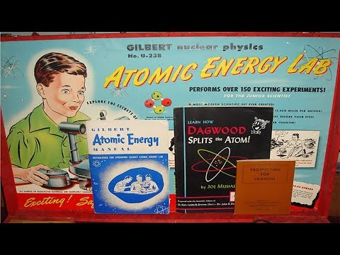 The 1950s Chemistry Set That Had Real Uranium
