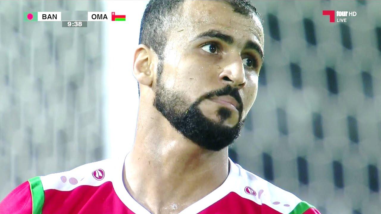 ملخص مباراة عمان وبنغلاديش | الأحمر إلى الدور الحاسم | تعليق خليل البلوشي | تصفيات كأس العالم 2022