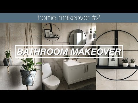 bathrooms-&-entrance-hall-|-home-makeover-#2