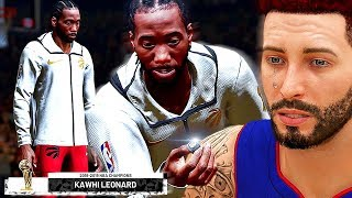 I Got Invited To The Ring Ceremony And Didn't Get One! - NBA 2K19 MyCAREER #43