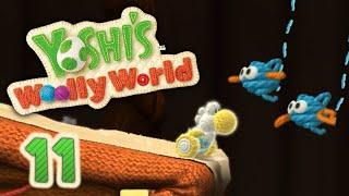 Labyrinth voller Pfosten! | #11 | Yoshi's Woolly World