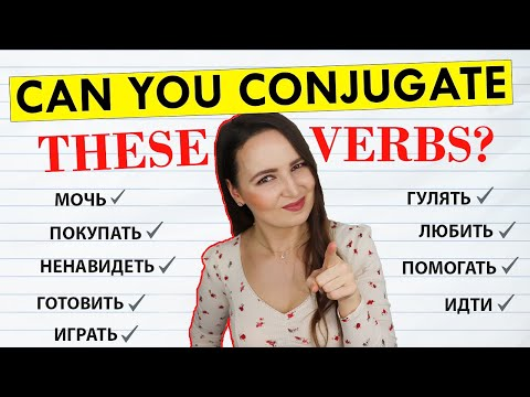 Russian Vebs A1 Level   Most common Russian verbs conjugation