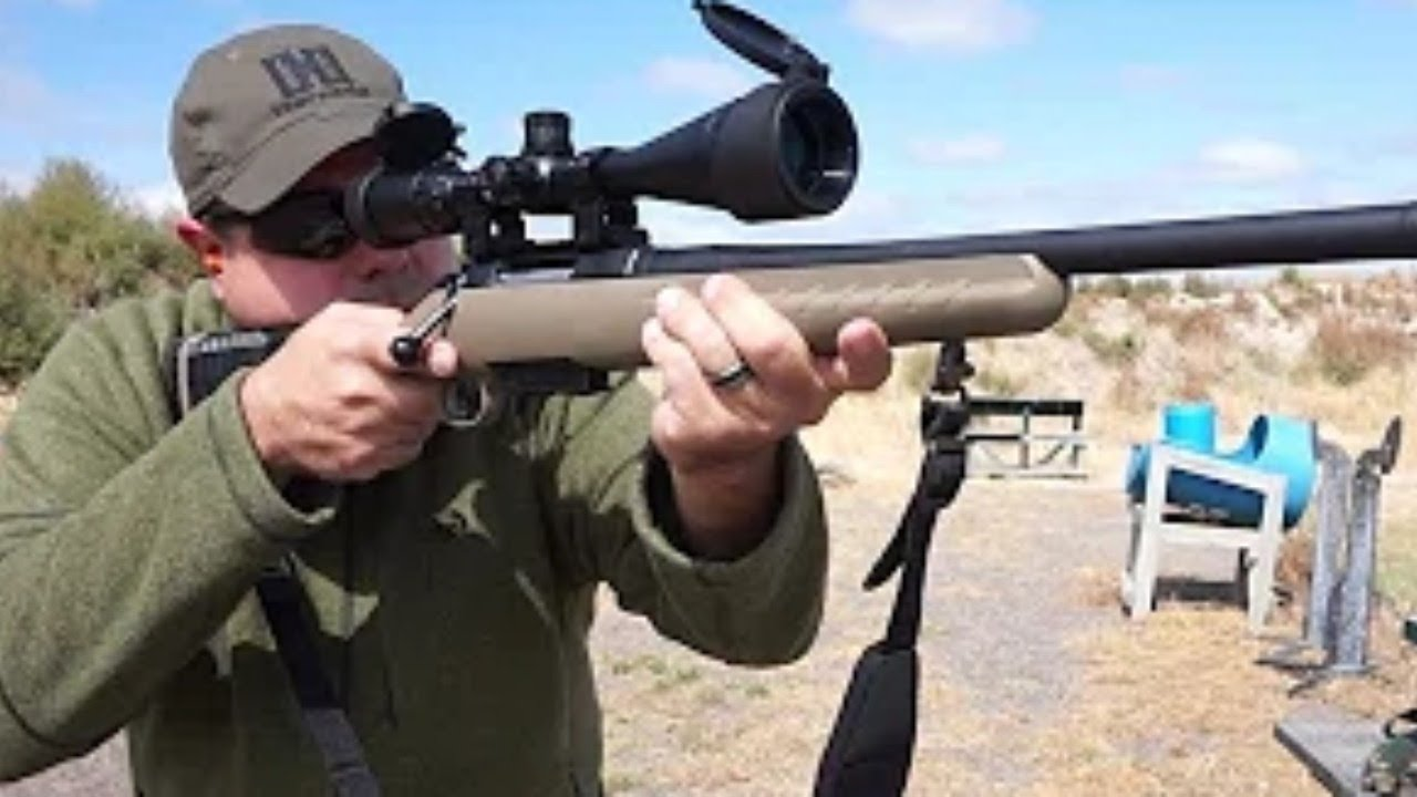 Caliber Corner #164 Choose the best bolt action rifle for you and where to begin.