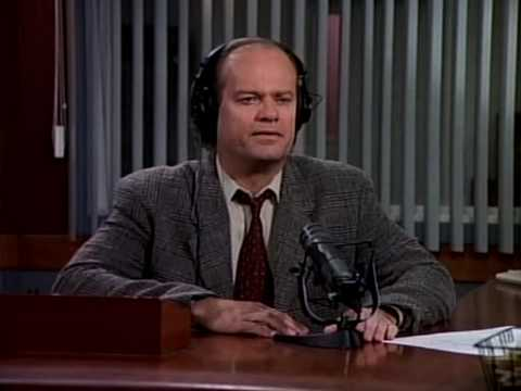 John Lithgow on Frasier