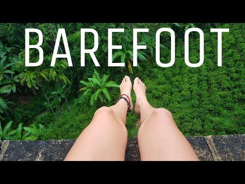 BENEFITS of walking BAREFOOT | Barefoot around the world