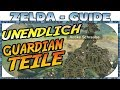Zelda Breath of the Wild - ANTIKE DUSCHE GLITCH ERKLÄRT - GUARDIAN FARM