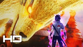 Jump Force - Rinnegan Sasuke VS Six Paths Naruto (Special Interactions & Easter Eggs) PC Gameplay