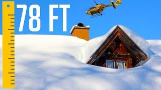 Top 10 MOST INSANE Blizzards